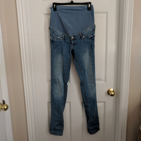 H&M Denim - H&M maternity jeans
